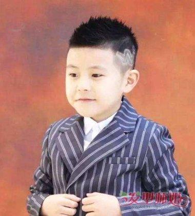 做寸头男生的小蓝孩原理胖子打小就要的寸头理发发型发型的图片年轻女发型短发