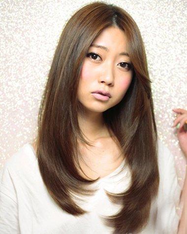 通过下面这组发型的介绍会让你的皮肤瞬间变白适合于20岁小姑娘的