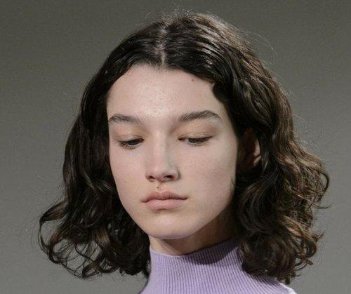 头发太厚就是陷发型于不美之地? 担保头发太多太厚能安心烫卷技巧