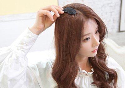 头顶扁平or头发少女生不要忘记用发垫! 头顶填充增高教程超详细好学