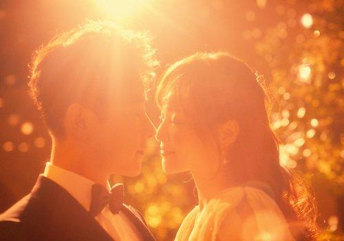 新娘是我新郎是你 唐嫣罗晋婚纱照大曝光 网友:不要太浪漫甜蜜