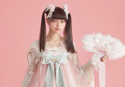 做个能梳常妆发型的lo娘女朋友 找到lolita与日常发型图片