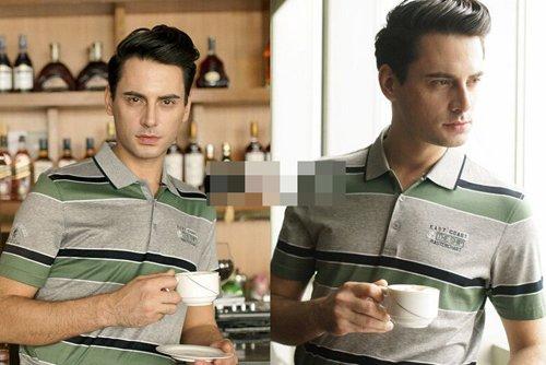 绅士男精剪硬朗魅力短头发出镜 风味人生短卷发炫出男人气概图片