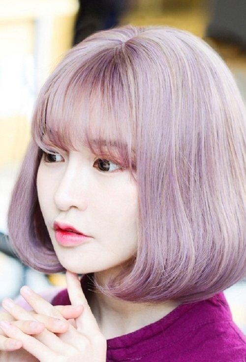 感受不同风格的网红达人发型  长脸抖音女网红造型,制作出的侧分刘海