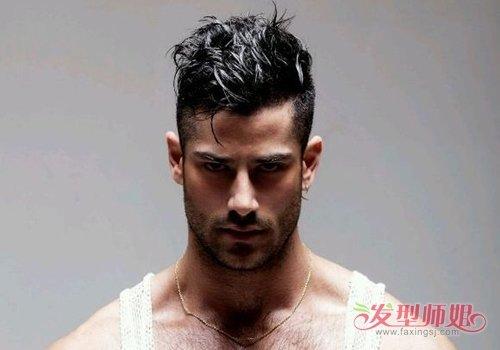 2019年清爽的短发就是男生首选 从发型开始做个不油腻图片