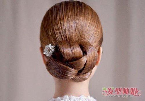 新娘盘�_美发师才想要100种韩式新娘盘发图解 新娘预备役只需要看效果挑造型