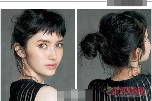 女生大饼脸适合什么样的发型 初冬最佳款女生各种风格款发型