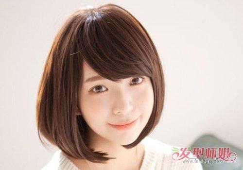 30-40岁中年女士最想要的短发发型图片 能减龄显年轻的短发怎么做图片