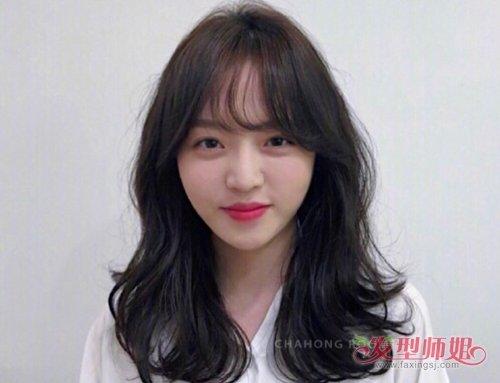 2019年大火的刘海都有哪些 用刘海拯救你渐秃的发顶最图片