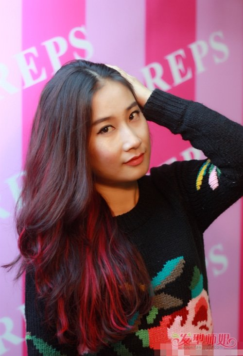 梦幻般的淑女漂亮造型,活力四射款式的女生 短头发造型设计图片