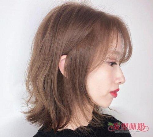 2019打算烫头发的短发女生 一定要提前了解女生短卷发
