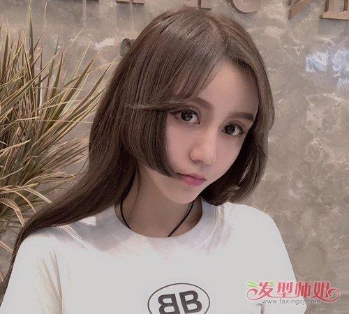 标准日系姬发式发型剪法图片 详解各脸型与姬发式发型搭配奥妙