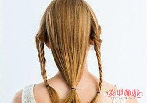 西欧女生最会简单优雅扎盘发教程 详解如何做气质迷人低盘发发型