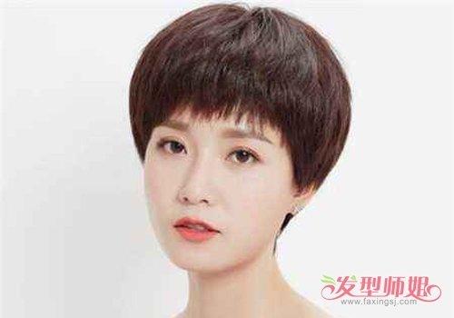 2019年短发女发型