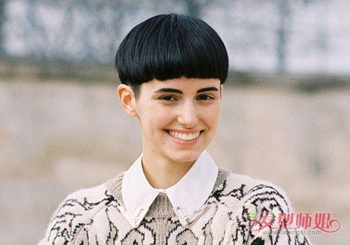 女生剪了蘑菇头发型会很丑吗 短发蘑菇头发型给女生开辟新风格