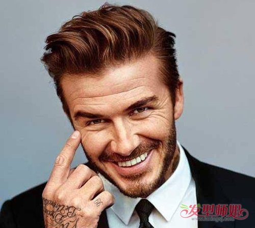 国字脸男士打造成熟型男范儿 今年梳欧美男士露额短发最适合不过