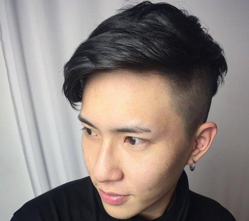 男生发型 男生短发 >> 哪种男士发型能成为熟男必备典范 怎么打理男士图片