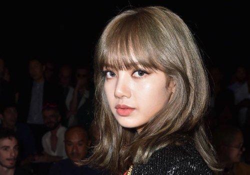 大脸女生齐刘海齐肩发发型