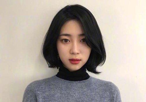 2020韩国女生各种发尾外卷短发安利 女生优雅又显年轻的短发烫发
