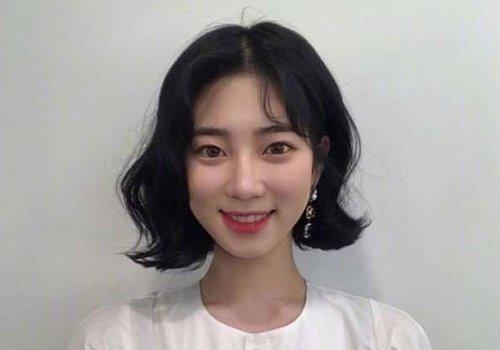 2020韩国女生各种发尾外卷短发安利 女生优雅又显年轻图片