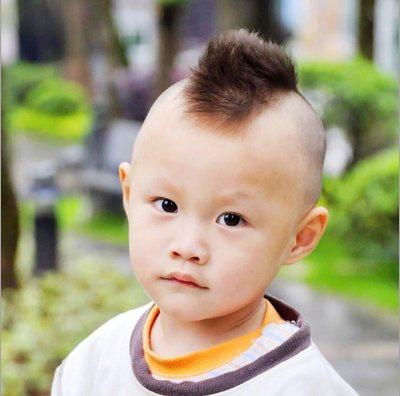 2017小男童发型 2017最新款男童发型