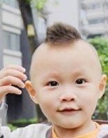 3岁半小男孩子的发型 3岁男孩子发型图片