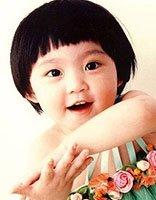 怎样设计胖脸儿童的发型 胖脸型适合的发型
