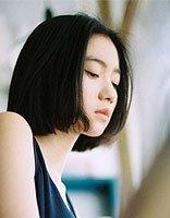 不烫不染的低额头女生发型 发型设计不染色