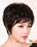 中年女人胖脸适合什么发型 胖脸发型图片中年人