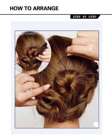 长脸扎什么发型好看 长脸扎头发适合的发型图片