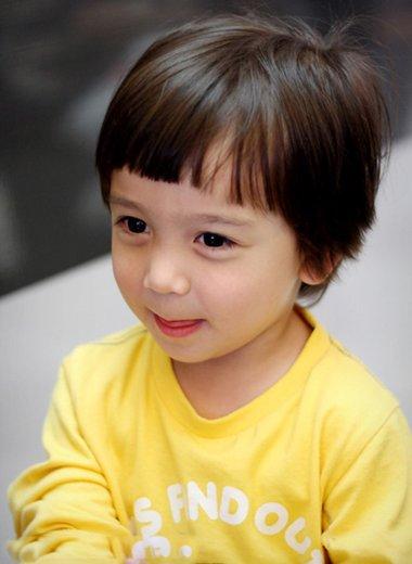 小孩子发型
