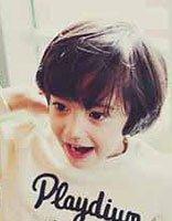 三岁小男孩子最新潮发型 三四岁小男孩的发型