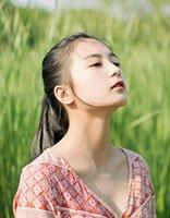 无刘海马尾发型扎发教程 学生妹无刘海马尾发型图片