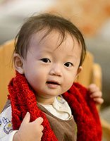 女婴幼儿发型 幼儿发型・短发