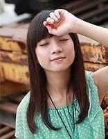 国字脸胖女生适合什么发型 适合国字脸发型图片