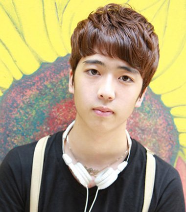 韩式波波头男生图片 男生的波波头图片