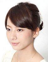 韩国丸子头发型的扎法步骤 发型扎法大全之丸子头