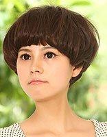 圆脸女生剪什么短发型好看 适合圆脸女生的短发发型
