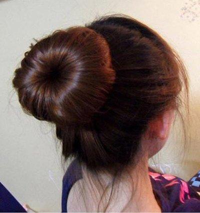 盘发器盘啥发型好看 使用盘发器的发型