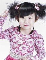 小孩儿们头发不长怎么编头发 怎样给小孩编头发好看图