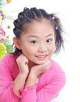 无刘海12岁儿童头发扎法 儿童无刘海公主头