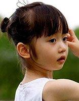 怎样给小孩盘甜美发型 小孩盘发发型教程