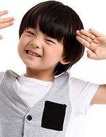 3岁小男孩夏天的发型 2到3岁男孩发型图片