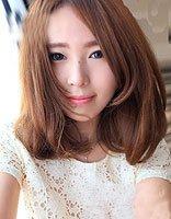 高中圆脸女生短发发型 胖圆脸适合短发发型