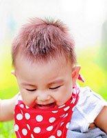 1到3周岁男孩头发造型 0到3岁小男孩的头发弄什么样的