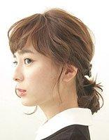 长脸型到脖颈的头发怎么扎起来 长脸适合怎么样扎头发
