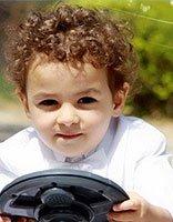 3岁男宝宝发型 3岁男孩的发型图片