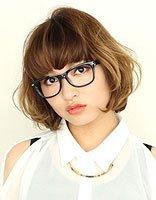大方脸适合什么短发发型 适合大脸盘的短发发型图片