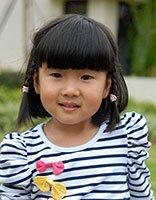 短发女孩编头发步骤 小孩怎样编头发好看图解