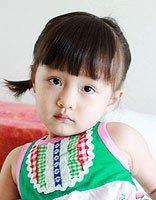 小孩短头发如何扎既简单又可爱的发型 短发女孩发型绑扎方法